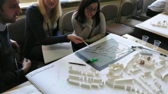 Design training for Cherwell District Council